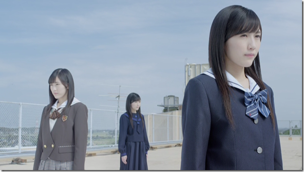 Mayuyu in Sayonara no hashi (7)