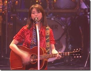 Moritaka Chisato in 1997 Peachberry Show (2)