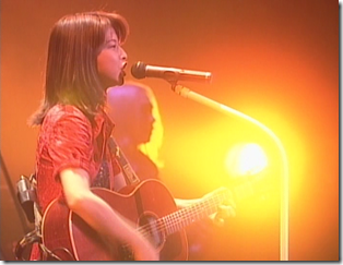 Moritaka Chisato in 1997 Peachberry Show (3)
