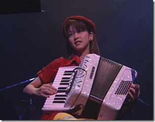 Moritaka Chisato in 1997 Peachberry Show (4)