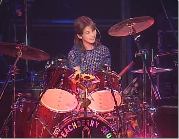 Moritaka Chisato in 1997 Peachberry Show (6)