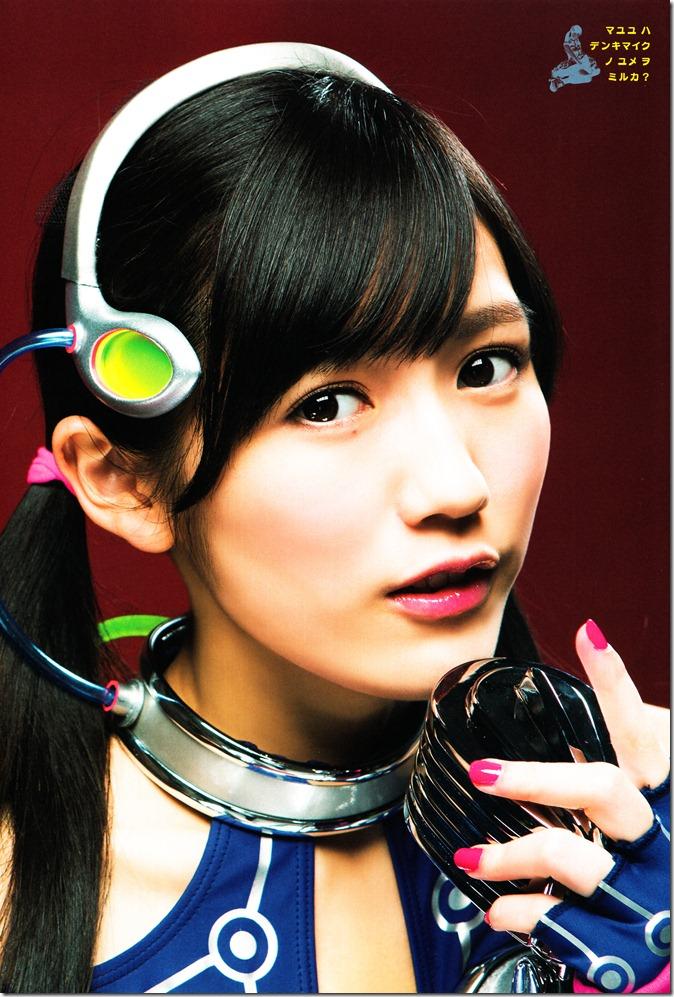 Watanabe Mayu in GIRLPOP Winter 2013 (11)