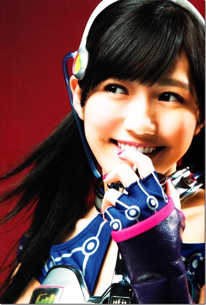 Watanabe Mayu in GIRLPOP Winter 2013