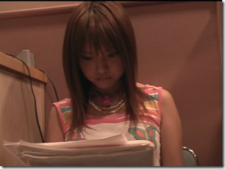 Abe Asami (making of Wishes) (5)