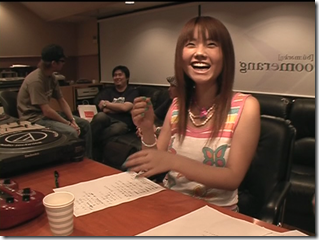 Abe Asami (making of Wishes) (8)