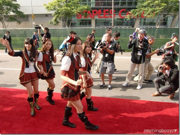 AKB48 @ Anime Expo 2010