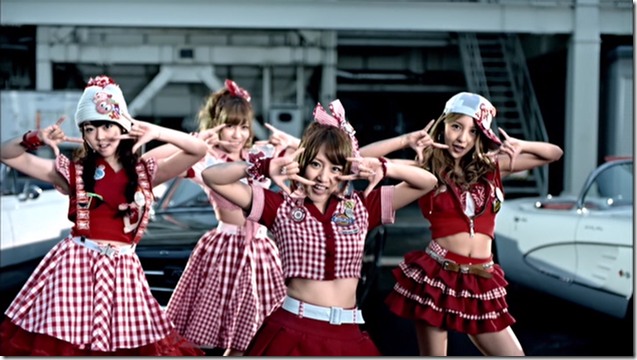 AKB48 in Gingham Check (11)