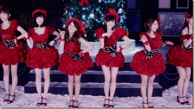 AKB48 in Totte oki  Christmas (28)