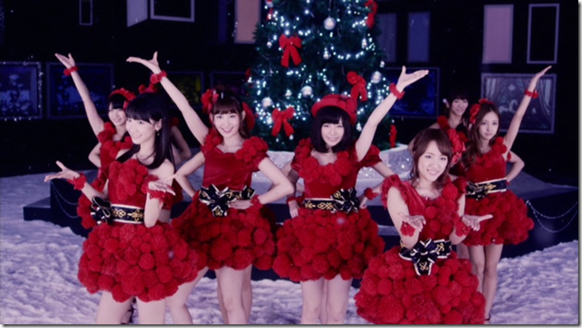 AKB48 in Totte oki  Christmas (2)