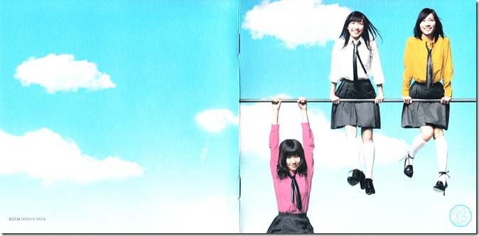 AKB48 So Long! booklet scans (1)