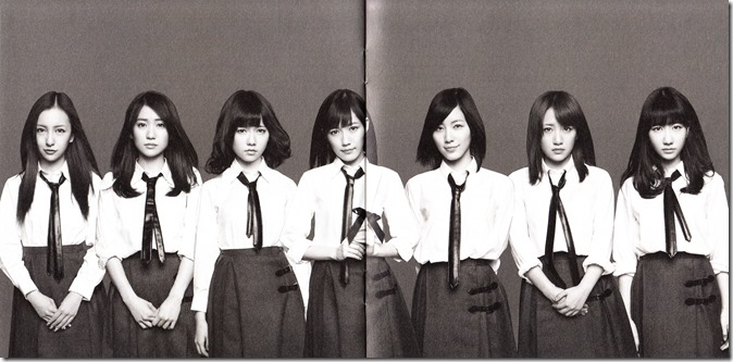 AKB48 So Long! booklet scans (5)
