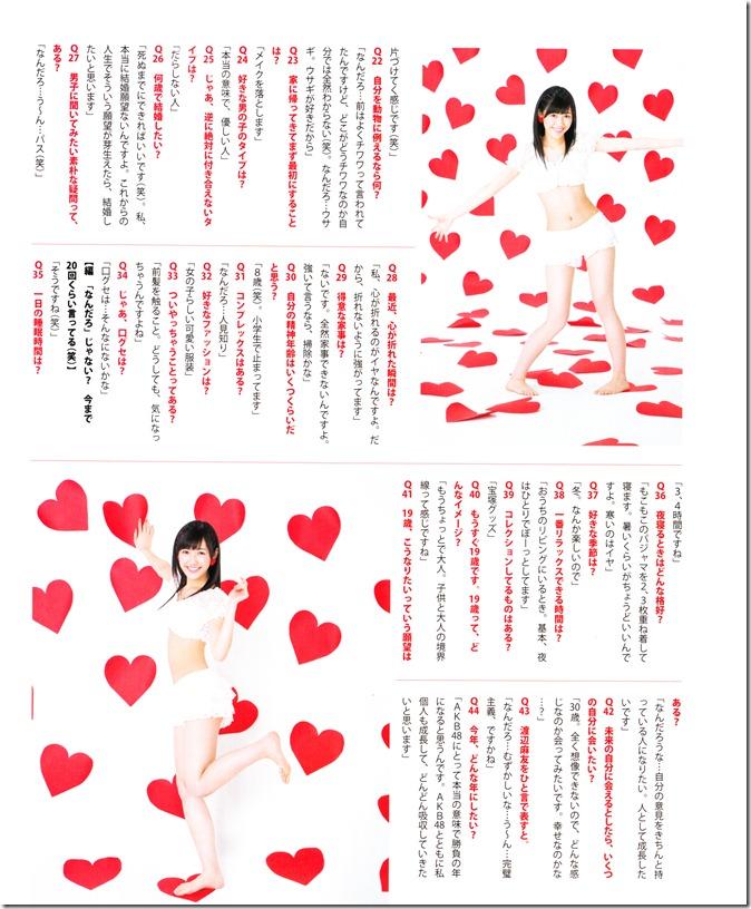 Bomb March 2013 (covergirl Mayuyu♥) (14)