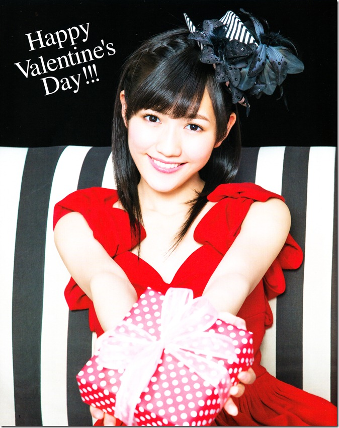 Bomb March 2013 (covergirl Mayuyu♥) (2)