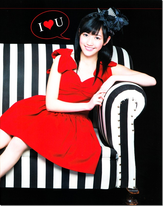 Bomb March 2013 (covergirl Mayuyu♥) (3)