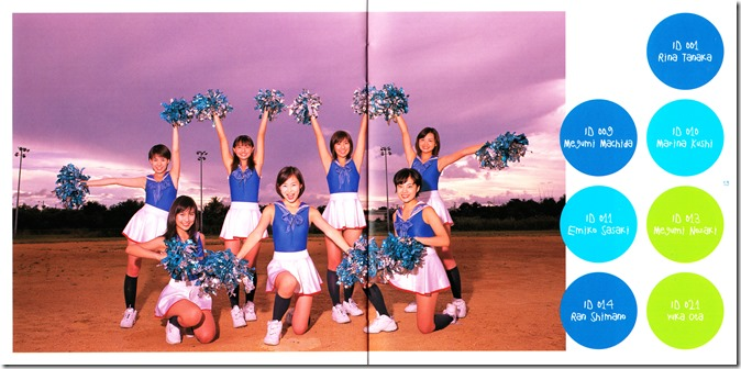 Checkicco Best Memories photo booklet scan (9)
