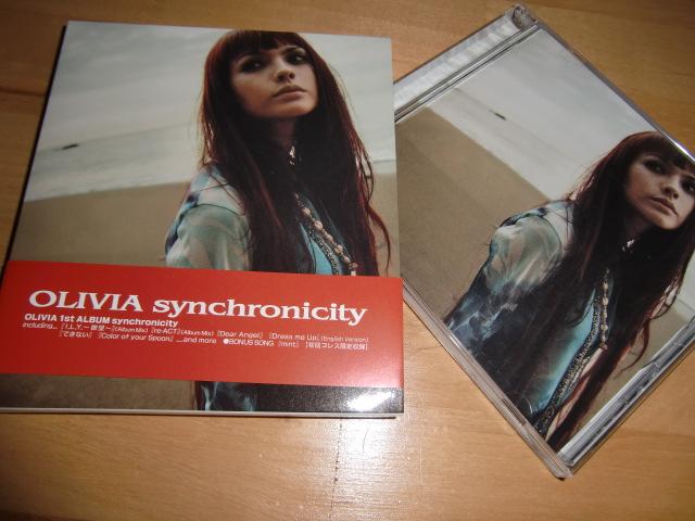 Olivia Synchronicity album