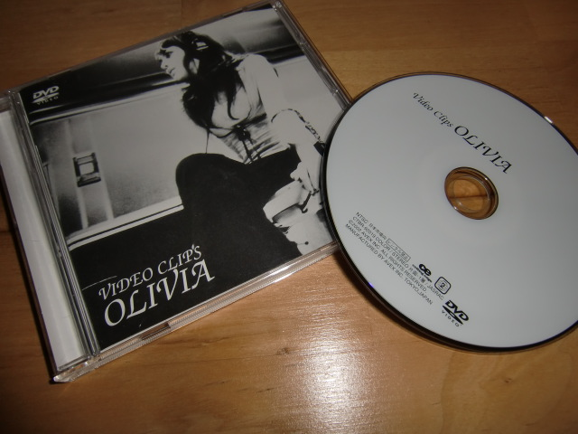 Olivia Video Clips DVD