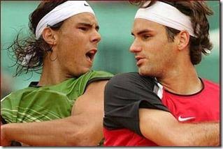 Federer vs. Nadal