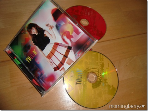 Hirano Aya LE TOxxxIC CD + DVD edition single