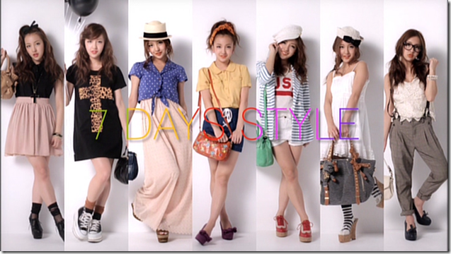 Itano Tomomi Collection Summer 7 Days Style (41)