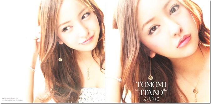 Itano Tomomi Fui ni jacket scans (1)