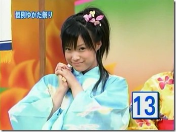 Kamei♥ cutest pose!
