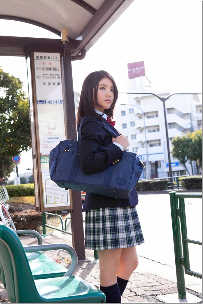 Kawashima Umika  in YS Web side story (1)