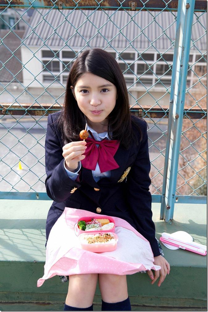 Kawashima Umika  in YS Web side story (2)