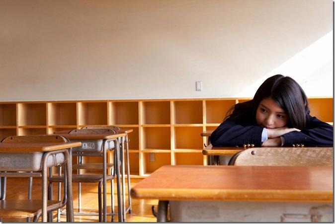 Kawashima Umika  in YS Web side story (3)