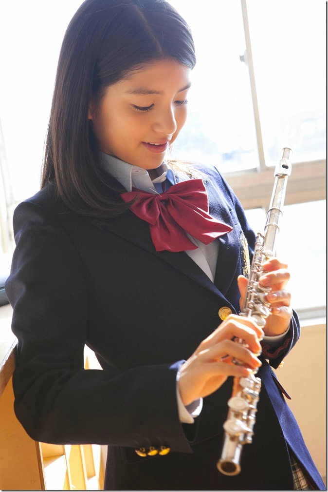 Kawashima Umika  in YS Web side story (4)