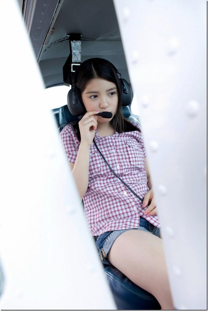 Kawashima Umika  in YS Web side story (7)