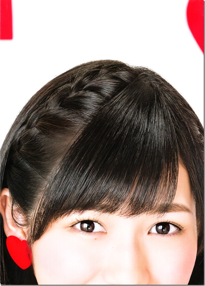 Mayuyu♥ Bomb March 2013 giant poster (2)