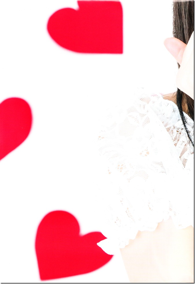 Mayuyu♥ Bomb March 2013 giant poster (4)