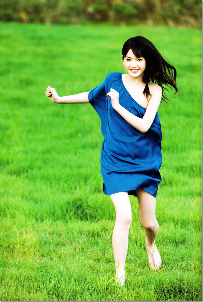 Michishige Sayumi Mille-Feuille (5)