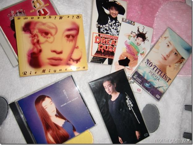 Miyazawa Rie album and single collection