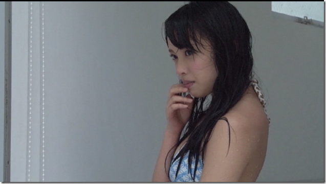 Nakajima Saki in Nakasan making of (106)