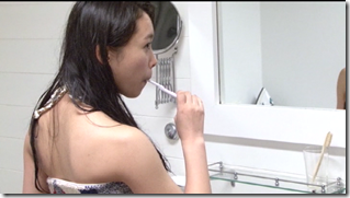 Nakajima Saki in Nakasan making of (112)