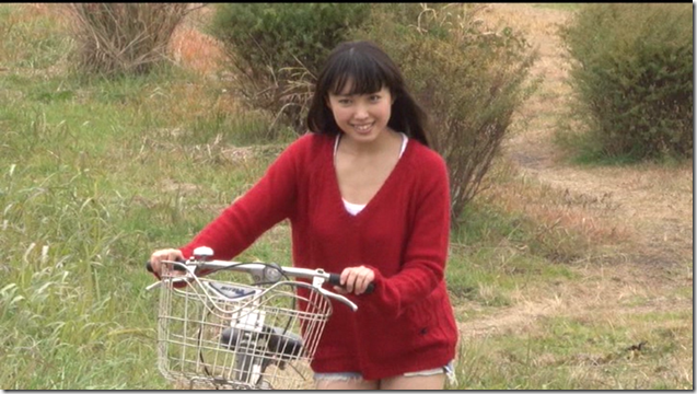 Nakajima Saki in Nakasan making of (141)