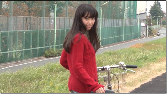 Nakajima Saki in Nakasan making of (146)