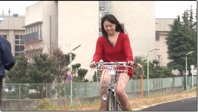 Nakajima Saki in Nakasan making of (148)
