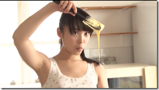 Nakajima Saki in Nakasan making of (14)
