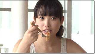 Nakajima Saki in Nakasan making of (18)