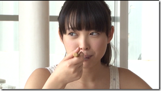 Nakajima Saki in Nakasan making of (19)