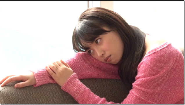 Nakajima Saki in Nakasan making of (24)