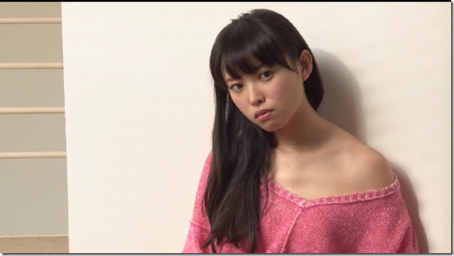 Nakajima Saki in Nakasan making of (40)