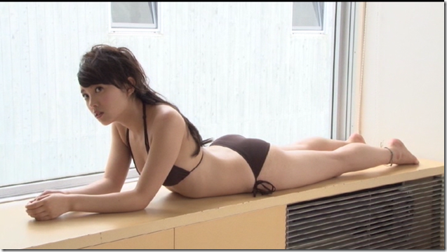 Nakajima Saki in Nakasan making of (81)