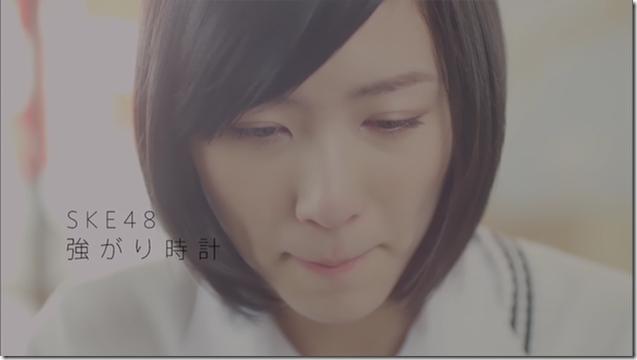 SKE48 in Tsuyogari dokei (1)