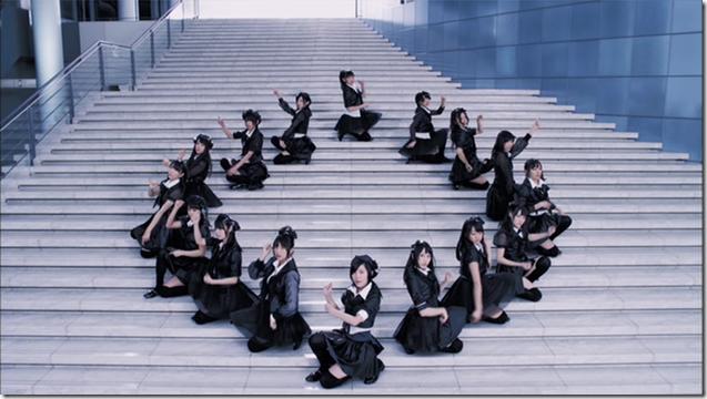 SKE48 in Tsuyogari dokei (4)
