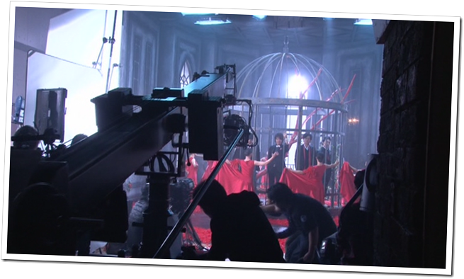 SMAP in Mistake! making of (1)