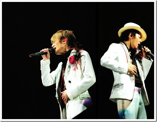 Tackey & Tsubasa  concert tour 2010 Takitsuba Matsuri